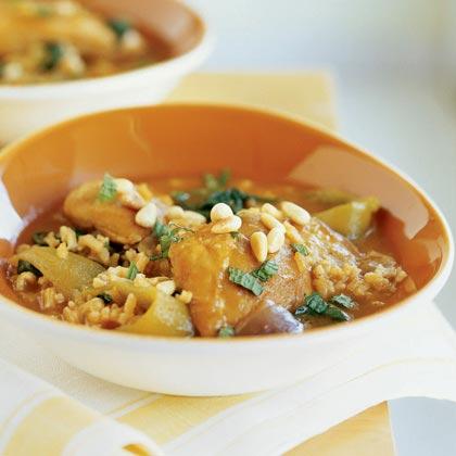 Cochiti Arroz con Pollo Recipe