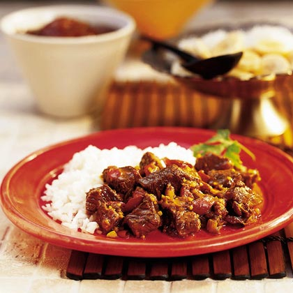 South African Beef CurryRecipe