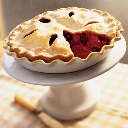 Longhorn Restaurant Four-Berry Pie
