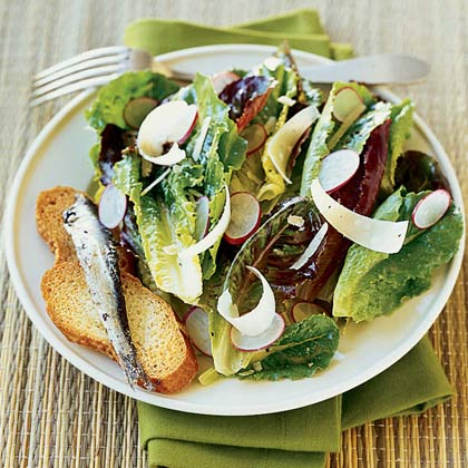 Garden Caesar Salad Recipe Myrecipes