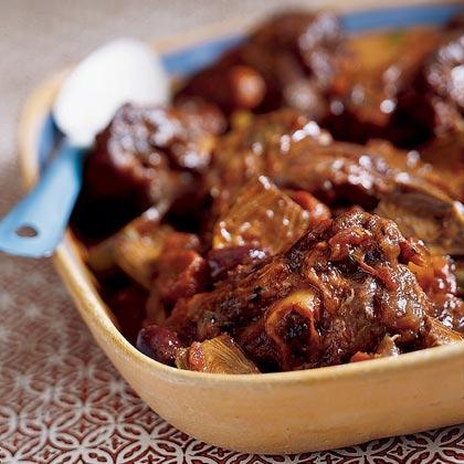 Lamb and Artichoke Daube Recipe
