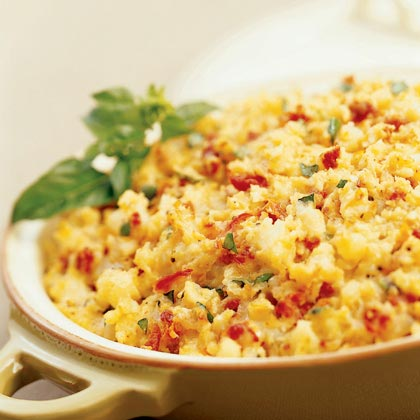 Tomato Mashed Potatoes