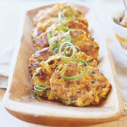 Potato-Corn Cakes