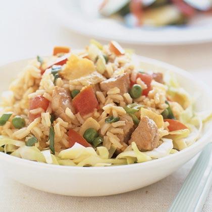 Unfried Rice Salad Recipe