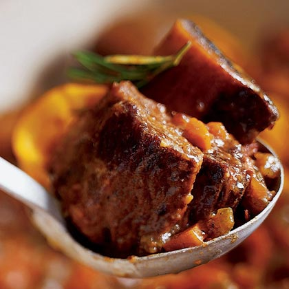 Port-braised Short Ribs with Ginger and Star Anise Recipe | MyRecipes ...