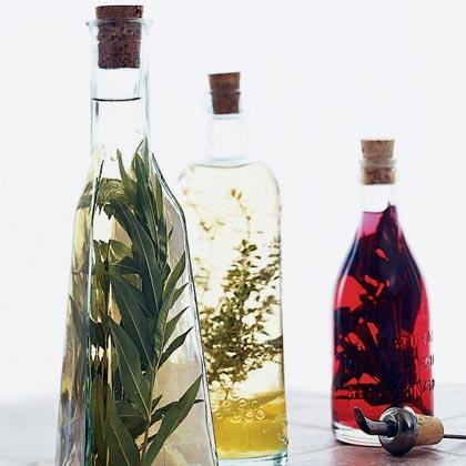 Lemon Thyme Vinegar