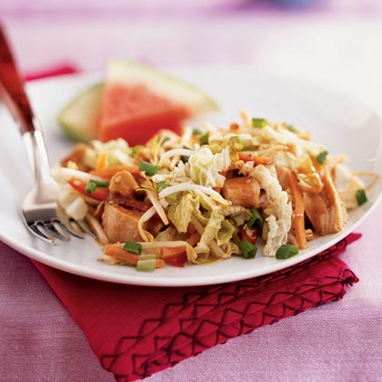 Sesame Chicken SaladRecipe