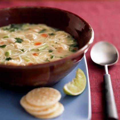 <p>Asian Chicken Noodle Soup</p>