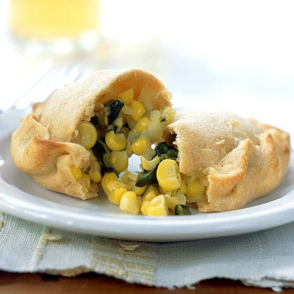 Corn and Poblano Empanadas Recipe