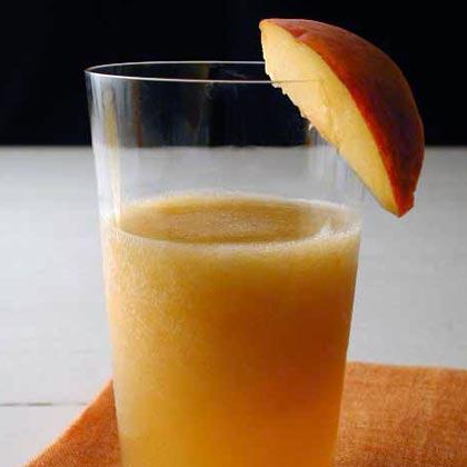 Sparkling Peach Splash