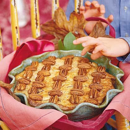 Caramel Apple-Pear Cobbler With Oatmeal Muffin Crust Recipe