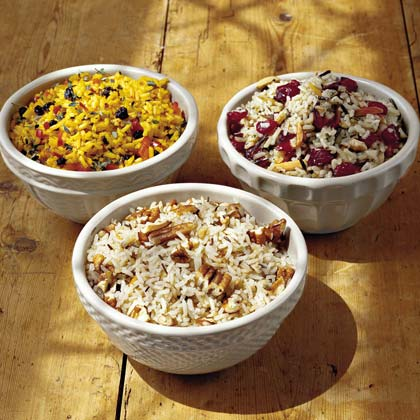 Saffron Rice Pilaf Recipe 0