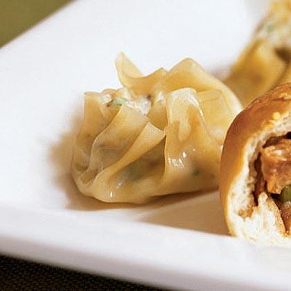 Crab and Scallop Sui Mei Recipe