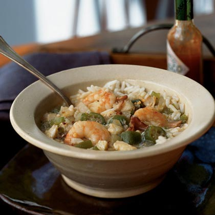 Shrimp and Crab Gumbo Recipe
