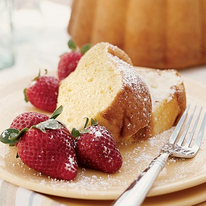 Cream Cheese Tube Cake
