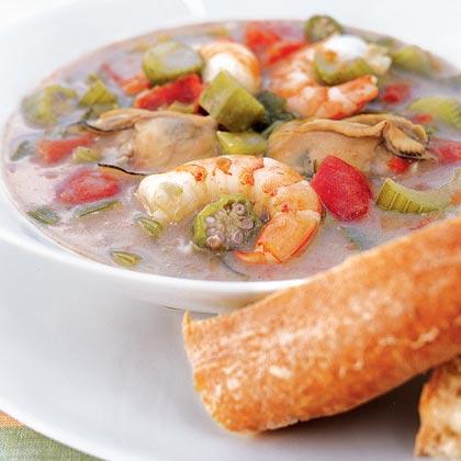 Gulf Coast Seafood Stew