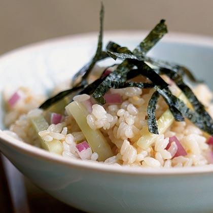 Sushi-Rice Salad Recipe