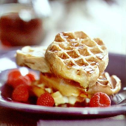 French Toast WafflesRecipe