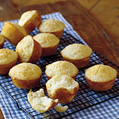 Parmesan Cheese Muffins Recipe