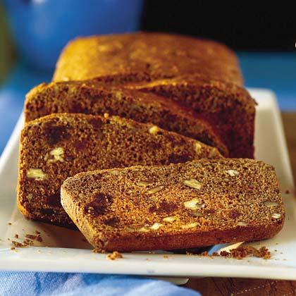 Whole Wheat Date-Nut Bread