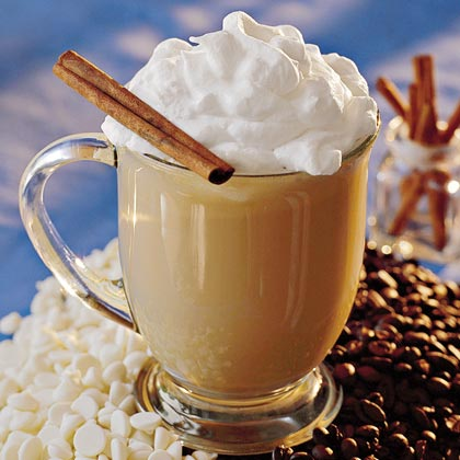 White Chocolate LatteRecipe