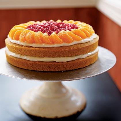 Pumpkin-Orange Cake