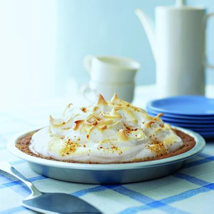 Graham Cracker Pie Recipe