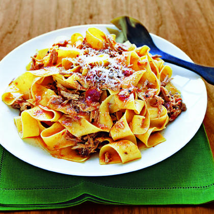 Rustic Pork Ragu Recipe Myrecipes