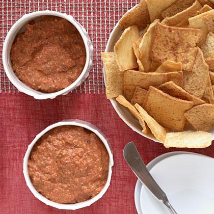 Red Pepper-Walnut Dip Recipe