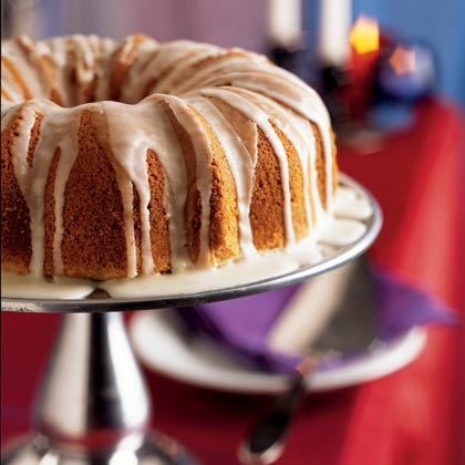 Orange Cardamom Cake