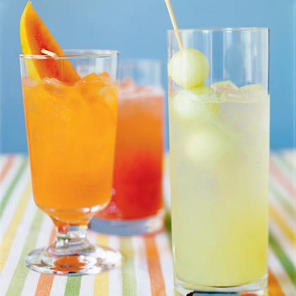 Melon Agua Fresca Recipe | MyRecipes.com