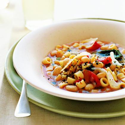 Pasta and Beans Recipe