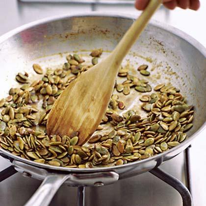 Candied Pepitas Recipe Myrecipes Com