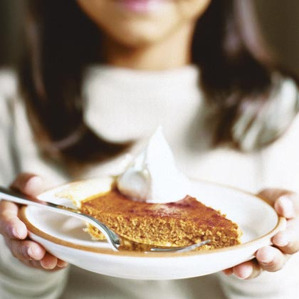 Ancho Chile Pumpkin Pie