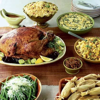 Guajillo-Tamarind TurkeyRecipe