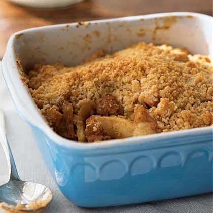 Apple Brown Betty Recipe