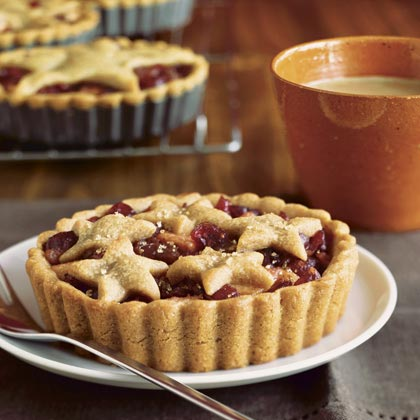 Apple-Cranberry Mince Tartlets Recipe