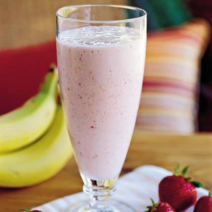 Banana-Berry Smoothie Recipe