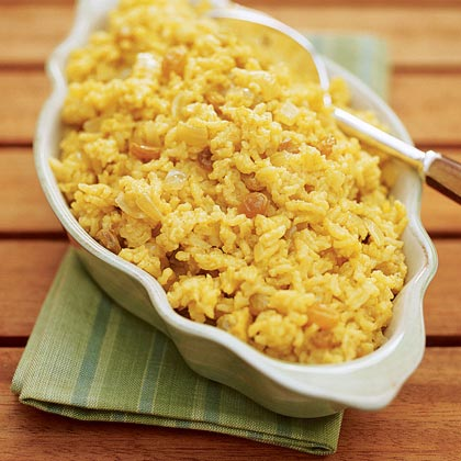 Coconut Curry Jasmine Rice