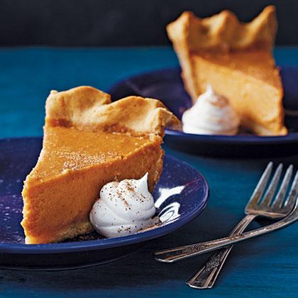 Easy sweet potato pie filling