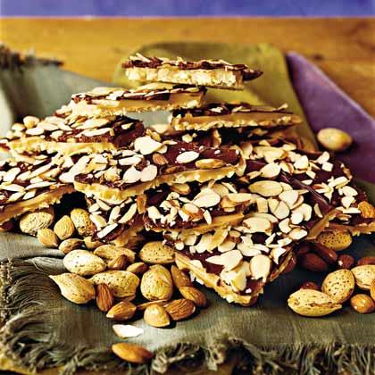 Almond ToffeeRecipe