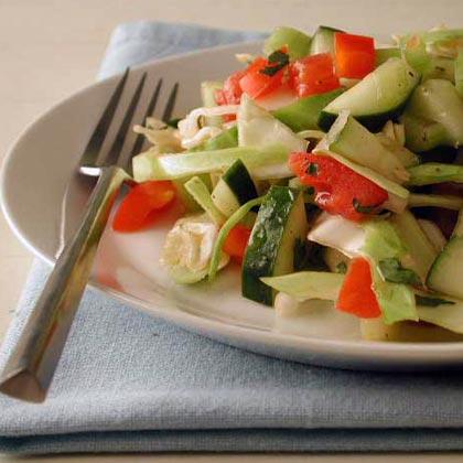 Ensalada de Repollo (Cabbage Salad)