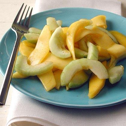 Mango-Cucumber Salad Recipe