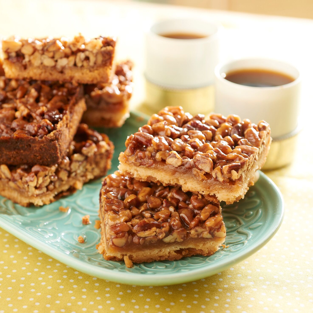 Pecan Squares