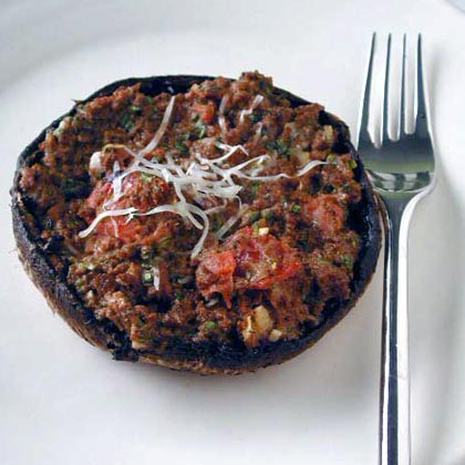 Stuffed Portobellos
