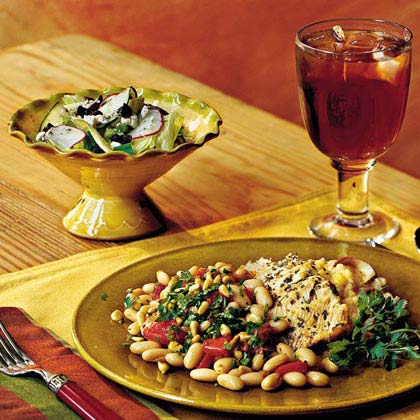 Grecian Tossed Salad