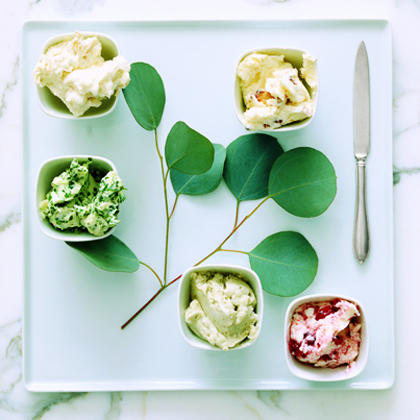 Parsley Butter Recipe