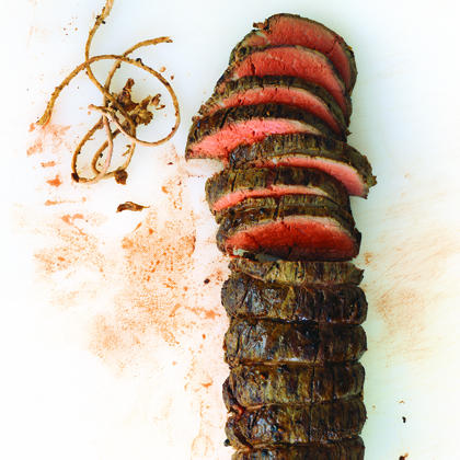 Oven-Roasted Fillet of Beef Recipe