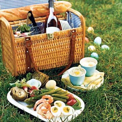 Spring Aioli Feast Recipe