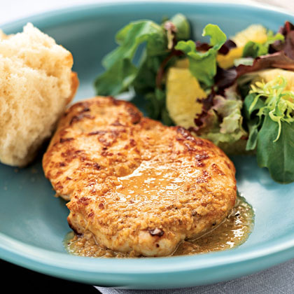 Sesame-Orange Chicken Recipe | MyRecipes